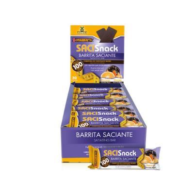 Barrita saciante naranja-chocolate Tegor 20 gr