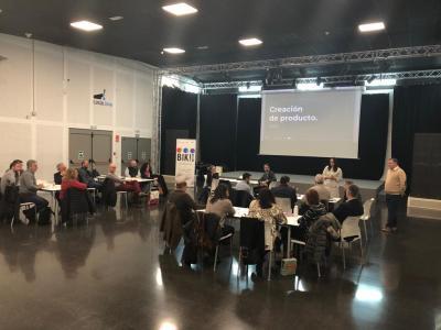 CEEI Castellón coordina la formación de agentes como mentores del programa BIKCEEI