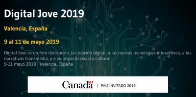 Cartel Digital Jove 2019