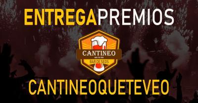 Entrega Premios Cantineoqueteveo
