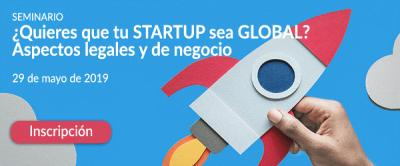 Seminario ICEX mayo 2019 startups