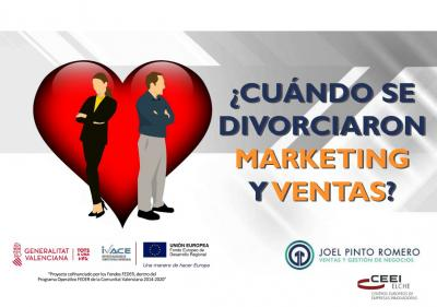 ¿Cuándo se divorciaron Marketing y Ventas?
