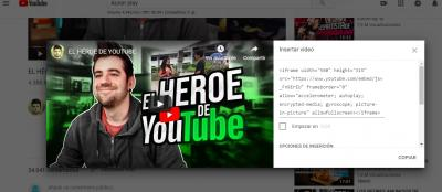 conseguir un Directo Destacado en Youtube