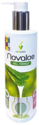 Gel Tópico Novaloe noVadiet 250 ml
