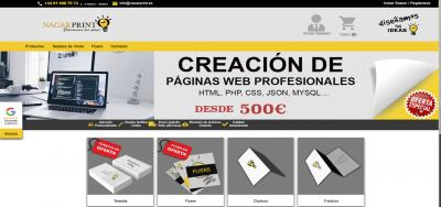 web nacarprint.es