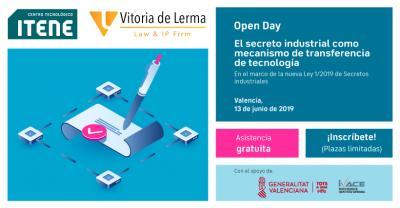 Openday Secreto industrial