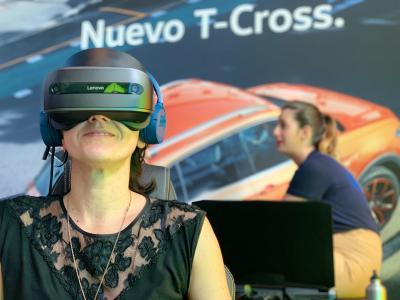 TCross VR