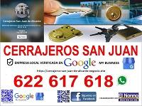 Cerrajeros de San Juan de Alicante