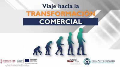 Viaje hacia la transformación comercial