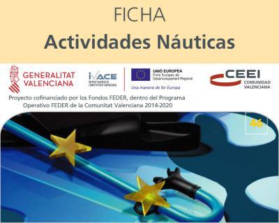 Actividades náuticas