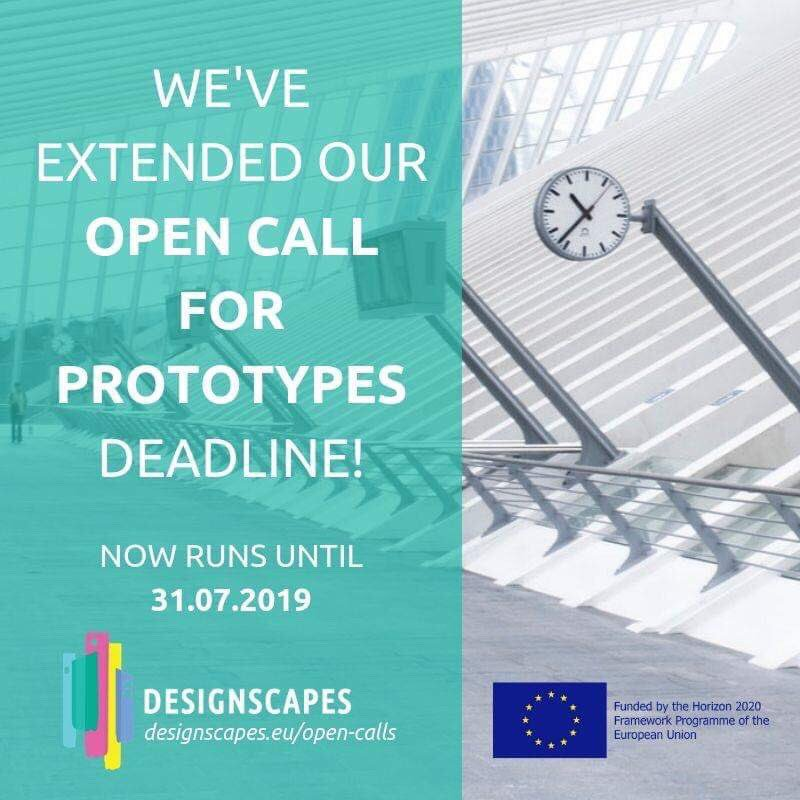 Convocatoria Designscapes