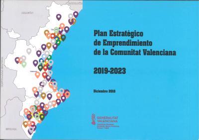 Plan Estratégico de Emprendimiento de la Comunitat Valenciana 2019-2023