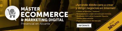 Máster Marketing Digital Alicante