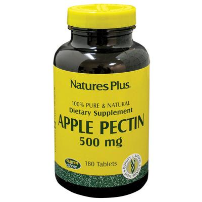 Pectina Manzana 500 mg Natures Plus 180 comprimidos
