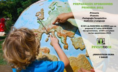 Preparación oposiciones primaria