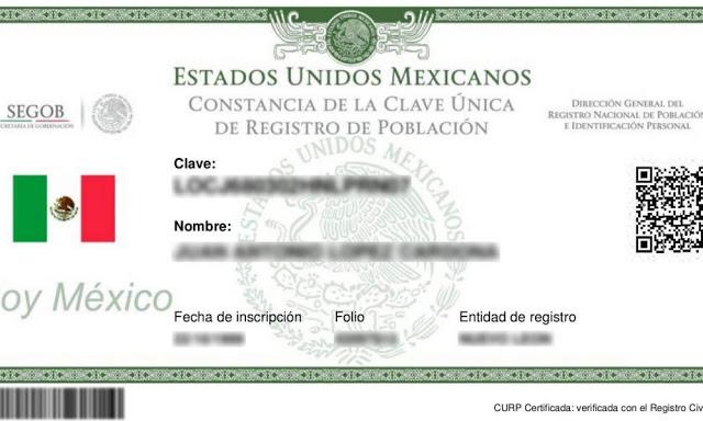 3 Pasos Para Consultas Del Curp Para Pymes En México
