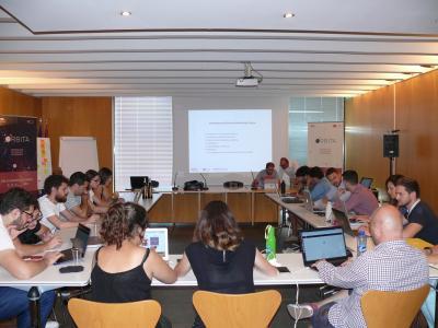 Programa Órbita fase definitiva segunda edición Roberto Touza