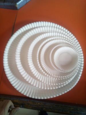 platos de carton