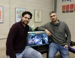 Firescale Studios - socios