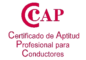 Certificado de Aptitud Profesional (CAP) para conductores profesionales por carretera