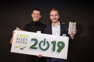 Ganador Green Alley Award 2019