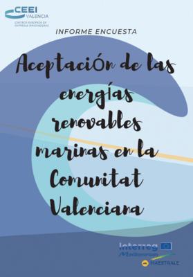 Aceptación social de las energías renovables en la Comunitat Valenciana