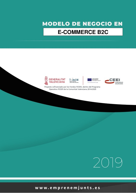 Ecommerce B2C - Modelo de Negocio (Portada)