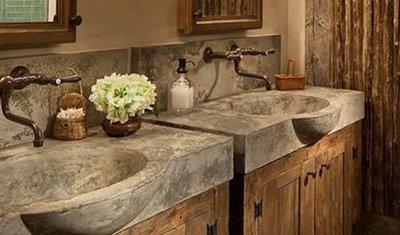El estilo mediterráneo está en boga por la incontable cantidad de opciones ofrece cuando se opta por él en baños.