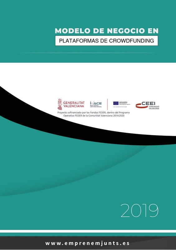 Plataformas de Crowdfunding (Portada)