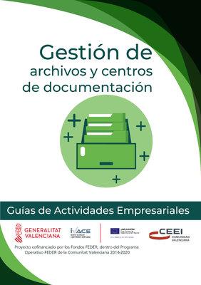 Gestión de archivos y centros de documentación