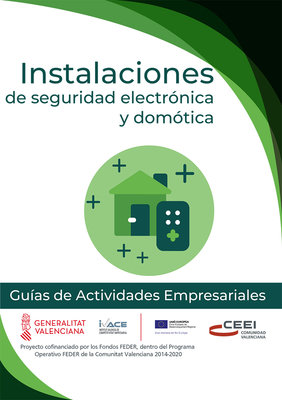 Instalaciones de seguridad electrónica y domótica