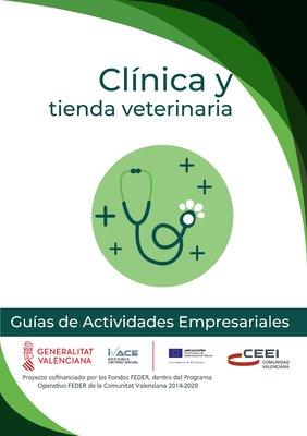 Clínica y tienda veterinaria