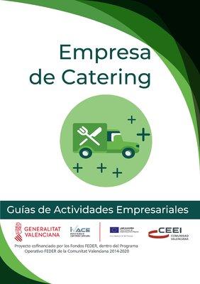 Turismo, Hostelería y Restauración. Empresas de catering.