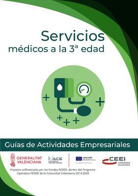 Servicios de limpieza, seguridad, atención doméstica, tercera edad y menor. Servicios médicos a la t