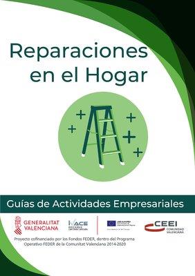 Actividades de construcción y reformas. Reparaciones en el hogar.