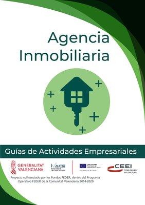 Actividades de construcción y reformas. Agencia inmobiliaria.