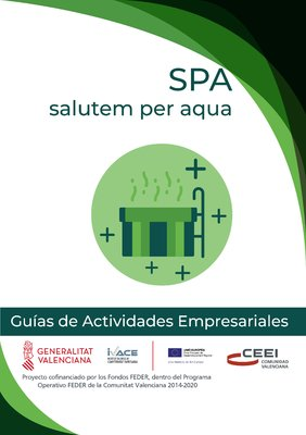Servicios de atención sanitaria, personal y física. SPA