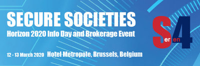 Secure Societies - Protecting freedom and security of Europe and its citizens