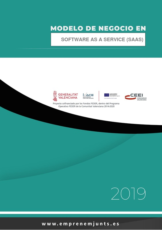 Software as a service (saas) (Portada)