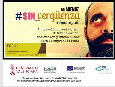 Ponencia: Sin_vergüenza, con Sergio Ayala