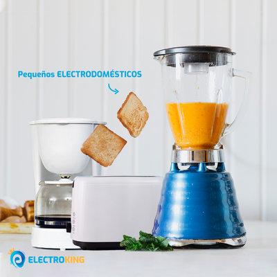 4 pequeños electrodomésticos imprescindibles para tu cocina