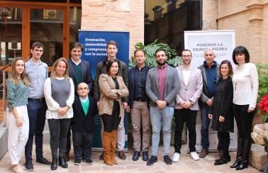 """Premios LafargeHolcim """"Ponemos la Primera Piedra"""""""