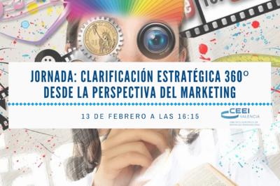 Jornada Clarificación estratégica
