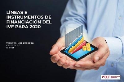 Coneix les línies i instruments de finançament de l'IVFper a 2020