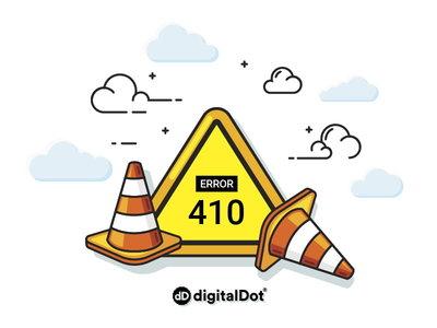 Error 410