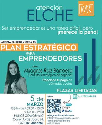 Plan estratégico para emprendedores
