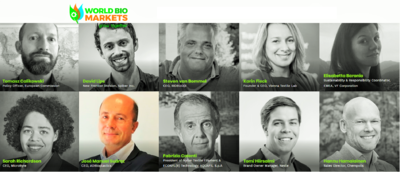 ADBioplastics dará un pitch en la Bio-Stars session de la World Bio Markets 2020, en Amsterdam.