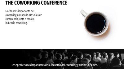 Conferencia Coworking