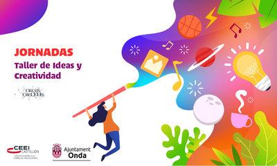 Taller: Ideas y Creatividad. IES Serra Espadà, Onda