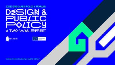 Foro Design Scapes | Design & Public Policy